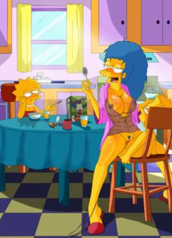 Os Simpsons Hentai - Foto 4