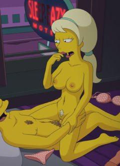 Os Simpsons Hentai - Foto 6