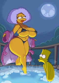 Os Simpsons Hentai - Foto 18