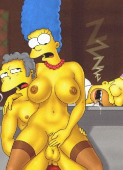 Os Simpsons Hentai - Foto 24