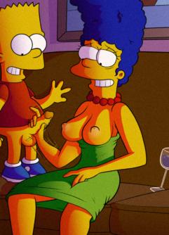 Os Simpsons Hentai - Foto 26