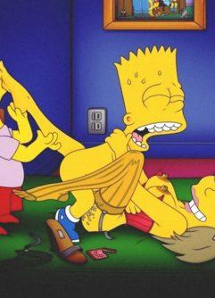 Os Simpsons Hentai - Foto 30