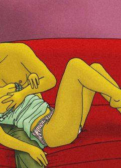 Os Simpsons Hentai - Foto 31