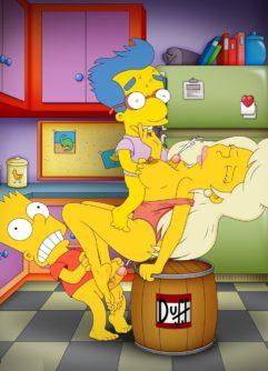 Os Simpsons Hentai - Foto 35