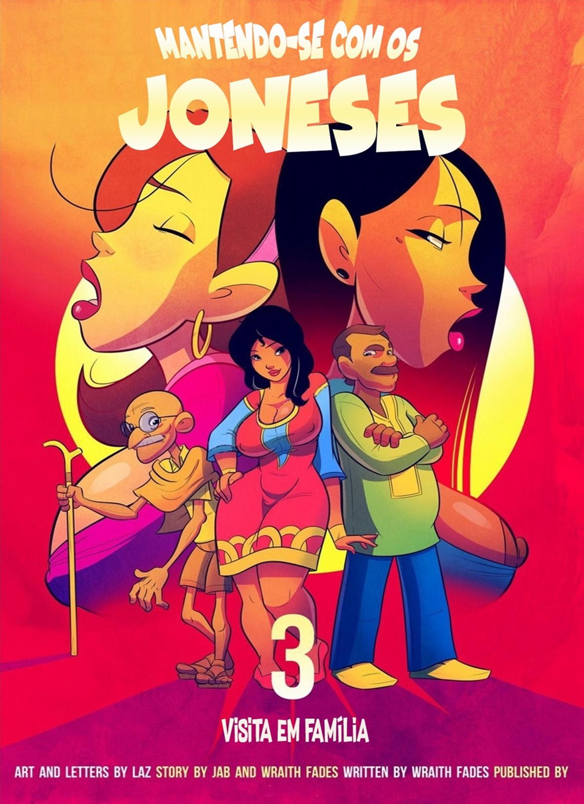 Mantendo-se com os Joneses 3