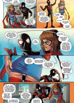 Miss Marvel Spiderman - Foto 3