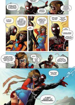 Miss Marvel Spiderman - Foto 5