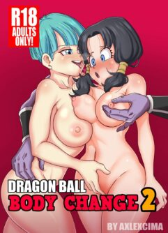 Dragon Ball Porno: Mudança de Corpo 2
