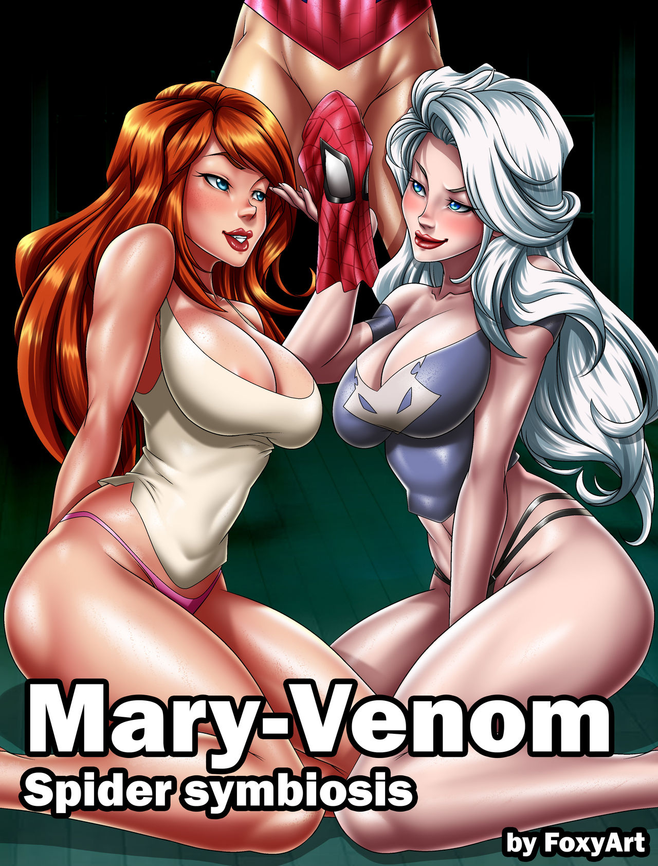 Mary-Venom Spider Symbiosis